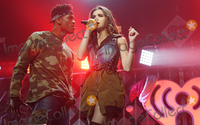 Hailee Seinfeld Photo - December 18 2016 Sunrise FlHailee Seinfeld performs at Y100s iHeartRadio Jingle Ball 2016 at the BBT Center on December 18 2016 in Sunrise FloridaBy Line SolarACE PicturesACE Pictures IncTel 6467670430