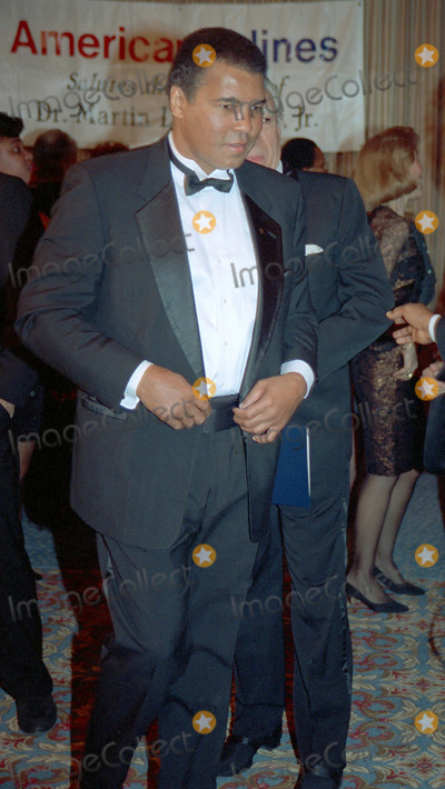 Ali Farka Tour Photo - NEW YORK CIRCA 1995 MUHAMMAD ALI