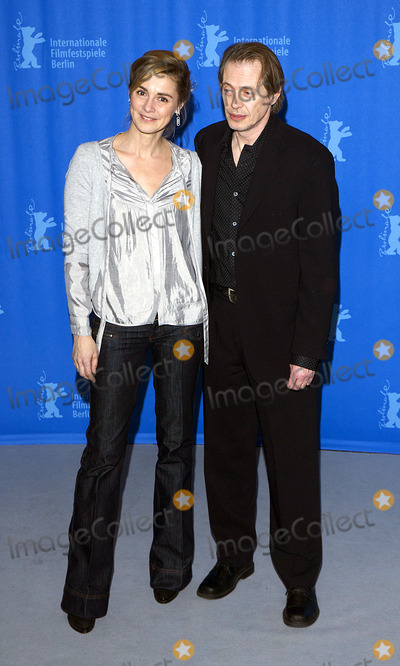 Anne Consigny Photo - Actors Steve Buscemi and Anne Consigny at the 59th Berlin Film Festival in February 2009 in Berlin