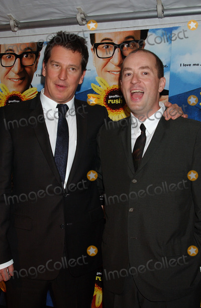 Christopher Markus Photo - NEW YORK NOVEMBER 19 2004    Stephen Hopkins and Christopher Markus at the premiere of The Life and Death of Peter Sellers