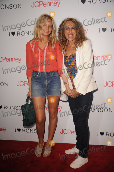Ann Dexter Jones Photo - (L-R) Annabelle Dexter-Jones and Ann Dexter-Jones at the celebration of the I Heart Ronson collection on August 20 2009 in New York City