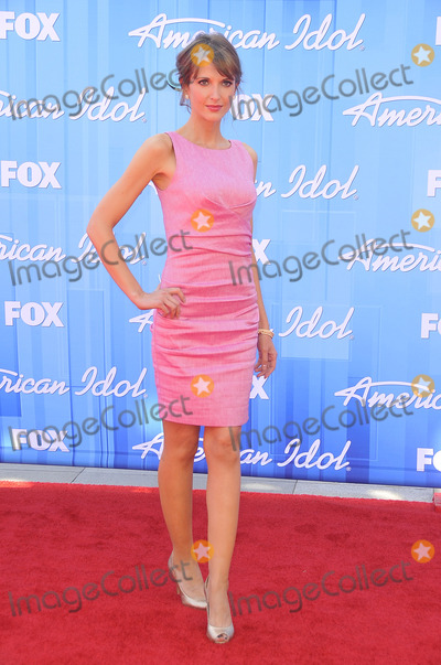 Kathryn Fiore Photo - May 23 2012 LAKathryn Fiore arriving at the American Idol Season 11 Grand Finale Show at Nokia Theatre LA Live on May 23 2012 in Los Angeles California