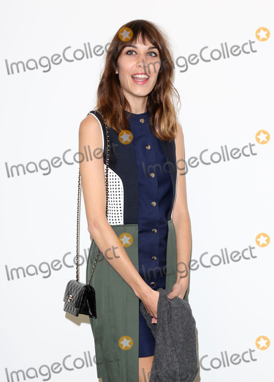 Alexa Chung Photo - September 2012 LondonAlexa Chung attends London Fashion Week in September 2012 in London