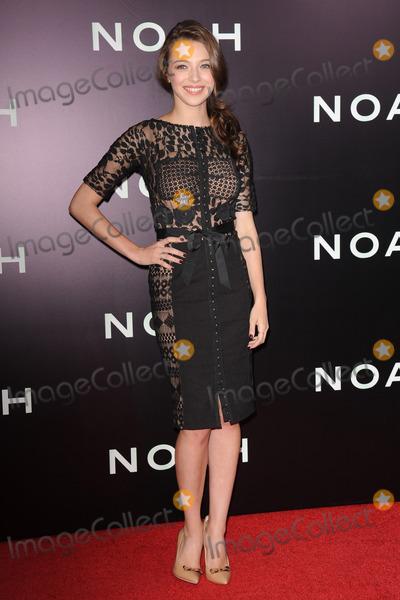 Ariane Rinehart Photo - March 26 2014 New York CityAriane Rinehart attending the Noah New York premiere at Ziegfeld Theatre on March 26 2014 in New York City