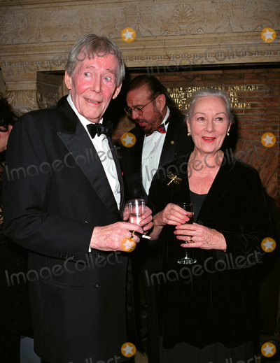 Peter OToole Photo - Peter OToole and Rosemary Harris at the Players Clubs Pipe Night For Peter OToole Benefit in New York January 27 2002  2002 by Alecsey BoldeskulNY Photo Press  ONE-TIME REPRODUCTION RIGHTS