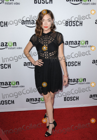 Annabelle Stephenson Photo - February 3 2015 LAAnnabelle Stephenson arriving at the premiere of Amazons first original drama series Bosch at ArcLight Cinemas Cinerama Dome on February 3 2015 in Hollywood CaliforniaBy Line Peter WestACE PicturesACE Pictures Inctel 646 769 0430