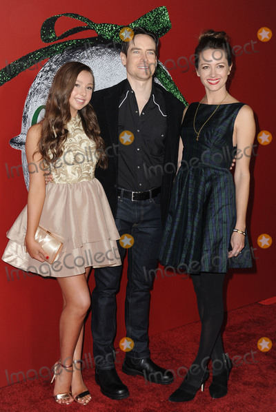 Sophia Lucia Photo - December 5 2016 LA(L-R) Sophia Lucia Sascha Radetsky Amy Acker arriving at a screening of Hallmark Channels A Nutcracker Christmas at The Grove on December 5 2016 in Los Angeles CaliforniaBy Line Peter WestACE PicturesACE Pictures IncTel 6467670430
