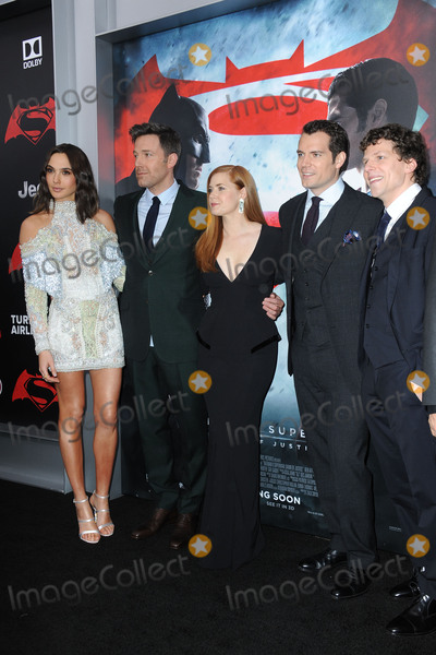 Jesse Eisenberg Photo - March 20 2016 New York CityGal Gadot Ben Affleck Zack Snyder Amy Adams Henry Cavill and Jesse Eisenberg attending the Batman v Superman Dawn Of Justice New York premiere at Radio City Music Hall on March 20 2016 in New York CityCredit Kristin CallahanACE PicturesTel (646) 769 0430