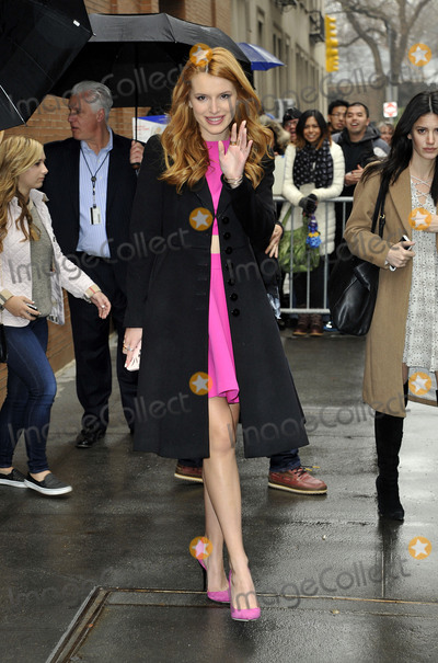 Bella Thorne Photo - March 26 2015 New York CityActress Bella Thorne leaves the studios of The View on March 26 2015 in New York CityBy Line Curtis MeansACE PicturesACE Pictures Inctel 646 769 0430