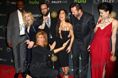 HODA KOTBE Photo - April 11 2016 New York City (L-R) Rob Brown Ashley Johnson Martin Gero Hoda Kotb Audrey Esparza Sullivan Stapleton and Jaimie Alexander  arriving at PaleyLive NY An Evening With The Cast  Creator Of Blindspot at The Paley Center for Media on April 11 2016 in New York CityBy Line Zelig ShaulACE PicturesACE Pictures Inctel 646 769 0430