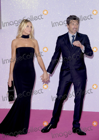 Jillian Dempsey Photo - September 5 2016 LondonJillian Dempsey (L) and Patrick Dempsey arriving at the World Premiere of Bridget Joness Baby at the Odeon Leicester Square on September 5 2016 in London England By Line FamousACE PicturesACE Pictures IncTel 6467670430