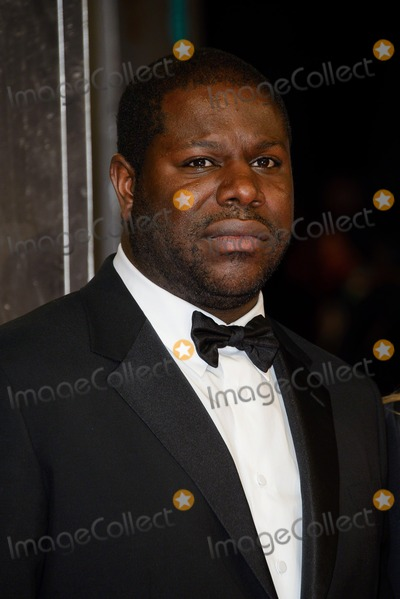 Steve Mc Queen Photo - February 16 2014 LondonSteve McQueen arriving at the 66th EE British Academy Film Awards on February 16 2014  in London