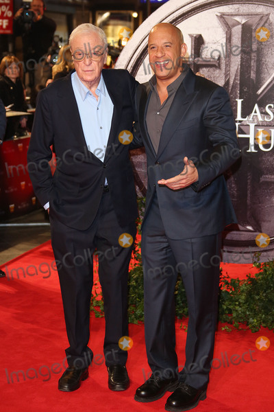 Michael Cain Photo - October 19 2015 101915Sir Michael Caine and Vin Diesel attending the UK Premiere of The Last Witch Hunter at the Empire Leicester Square on October 19 2015 in London EnglandBy Line FamousACE PicturesACE Pictures Inctel 646 769 0430