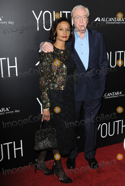 Michael Caine Photo - November 17 2015 LAShakira Caine and Michael Caine arriving at the premiere of Youth at the DGA Theater on November 17 2015 in Los Angeles CaliforniaBy Line Peter WestACE PicturesACE Pictures Inctel 646 769 0430
