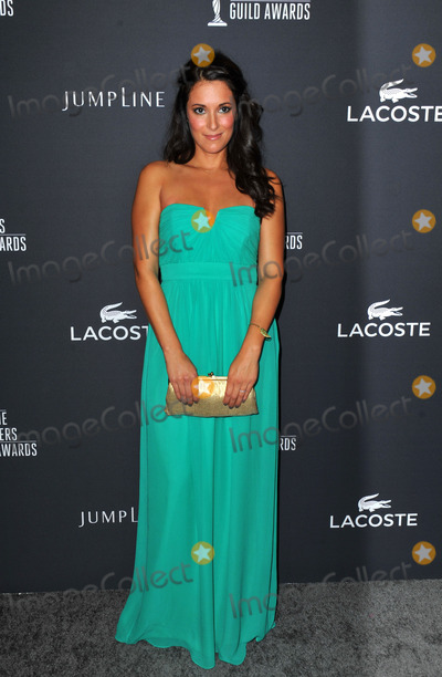 Angelique Cabral Photo - February 22 2014 LAAngelique Cabral arriving at the 16th Costume Designers Guild Awards at The Beverly Hilton Hotel on February 22 2014 in Beverly Hills California