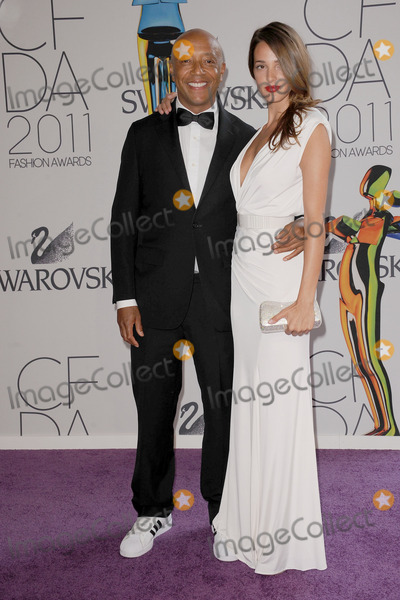 Angela Bellotte Photo - Russell Simmons and Angela Bellotte attends the 2011 CFDA Fashion Awards at Alice Tully Hall Lincoln Center on June 6 2011 in New York City