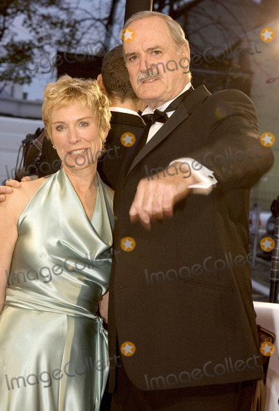 Alice Faye Photo - DUBLIN IRELAND OCTOBER 30 2004 John Cleese and Alice Faye at The Irish Film and Television Awards held at The Burlington Hotel in Dublin