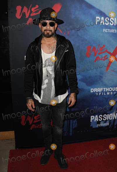 AJ McClean Photo - October 3 2016 LAAJ McClean arriving at the premiere of Drafthouse Films We Are X at the TCL Chinese Theatre on October 3 2016 in Hollywood California By Line Peter WestACE PicturesACE Pictures IncTel 6467670430