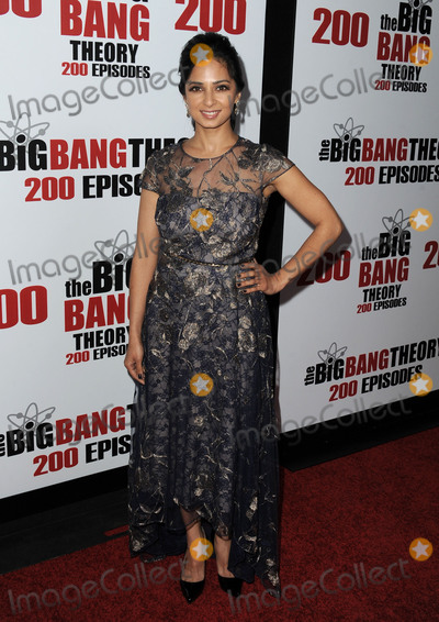 Aarti Mann Photo - February 20 2016 LAAarti Mann arriving at CBSs The Big Bang Theory Celebrates the 200th Episode at Vibiana on February 20 2016 in Los Angeles CaliforniaBy Line Peter WestACE PicturesACE Pictures Inctel 646 769 0430
