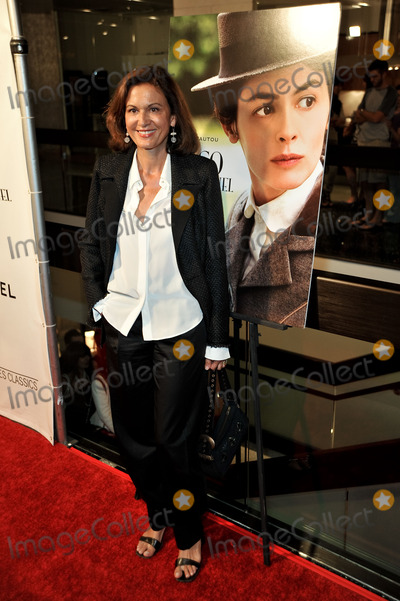 Anne Fontaine Photo - Director Anne Fontaine at the premiere of the Sony Pictures movie Coco Before Chanel at the Silver Screen theatre in Los Angeles on September 9 2009