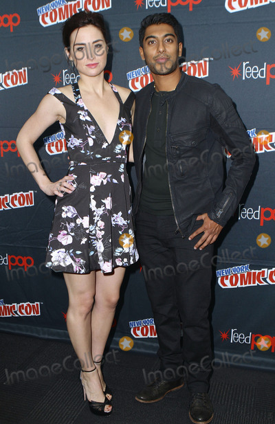 Allison Scagliotti Photo - October 9 2015 New York CityAllison Scagliotti and Ritesh Rajan  made an appearance at NY Comic Con on October 9 2015 in New York CityBy Line Nancy RiveraACE PicturesACE Pictures Inctel 646 769 0430