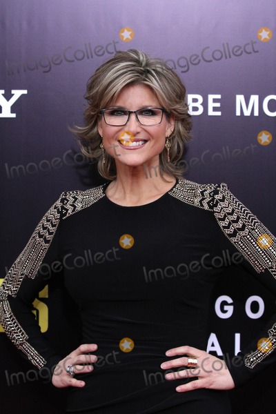 Ashleigh Banfield Photo - February 4 2014 New York CityAshleigh Banfield arriving at the Monuments Men premiere at Ziegfeld Theater on February 4 2014 in New York City New York