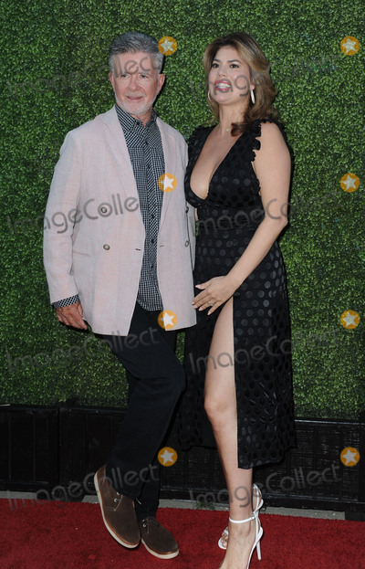Alan Thicke Photo - August 10 2016 New York CityAlan Thicke and Tanya Callau arriving at the CBS CW Showtime Summer TCA Party at the Pacific Design Center on August 10 2016 in West Hollywood CaliforniaBy Line Peter WestACE PicturesACE Pictures IncTel 6467670430