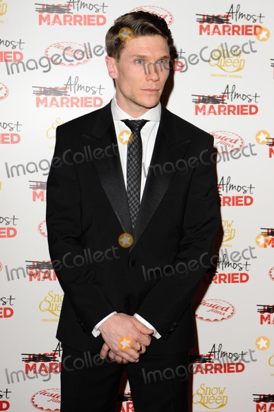 Ben Cookson Photo - Ben Cookson arives for the Almost Married Gala Screening at the Mayfair Hotel London 26032014 Picture by Steve Vas  Featureflash