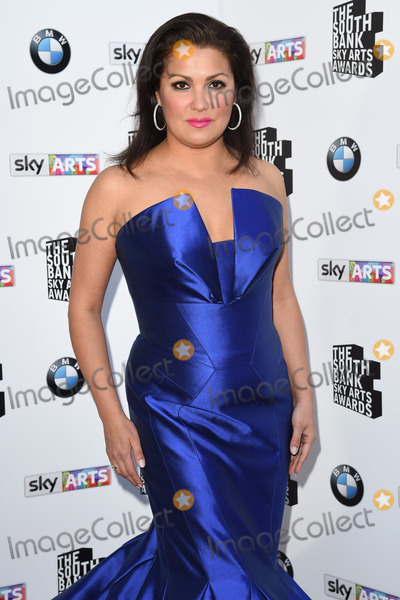 Anna Netrebko Photo - Singer Anna Netrebko attends the South Bank Sky Arts Awards 2015 at the Savoy Hotel LondonJune 7 2015  London UKPicture Steve Vas  Featureflash