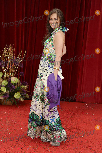 Alexis Peterman Photo - Alexis Peterman arrives at the British Soap awards 2011 held at the Granada Studios Manchester14052011  Picture by Steve VasFeatureflash