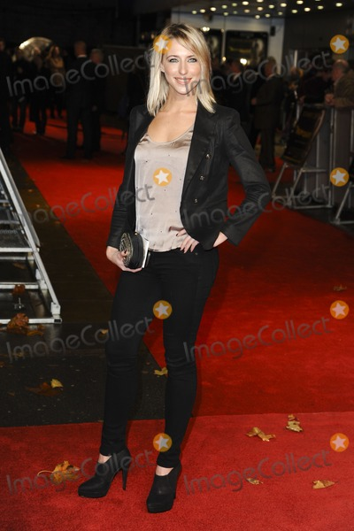 Ali Bastian Photo - Ali Bastian arriving for the premiere of Rum Diary at the Odeon Kensington cinema London 03112011 Picture by Steve Vas  Featureflash
