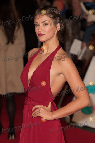 Amy Willerton Photo - Amy Willerton arriving for the Hunger Games Mockingjay Part 1 World Premiere at Odeon Leicester Square London 10112014 Picture by Dave Norton  Featureflash