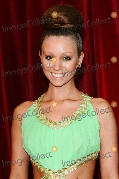 Tamaryn Payne Photo - Tamaryn Payne arriving for the British Soap Awards 2012 at London TV Centre South Bank London28042012 Picture by Steve Vas  Featureflash