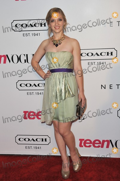 Amanda Bauer Photo - Amanda Bauer at the 9th Annual Teen Vogue Young Hollywood Party at Paramount Studios HollywoodSeptember 23 2011  Los Angeles CAPicture Paul Smith  Featureflash