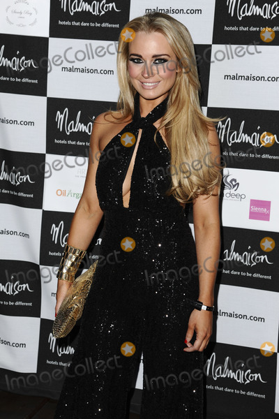 Amanda Harrington Photo - Amanda Harrington arrives for the Malmaison Hotel Liverpool re-opening party23092011  Picture by Steve VasFeatureflash