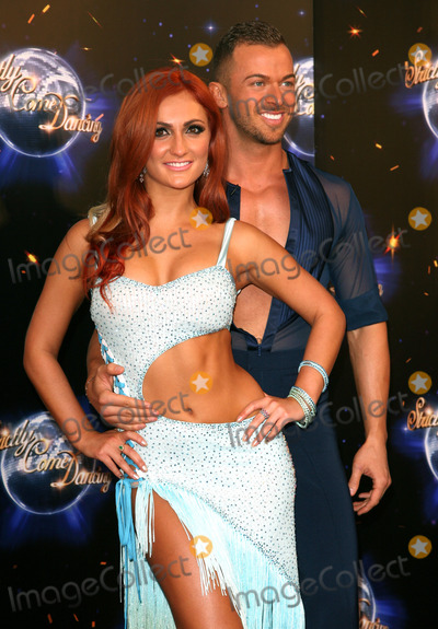 Artem Chigvintsev Photo - Aliona Vilani and Artem Chigvintsev arriving for the 2011 Strictly Come Dancing Launch at the BBC Centre London 07092011 Picture by Alexandra Glen  Featureflash