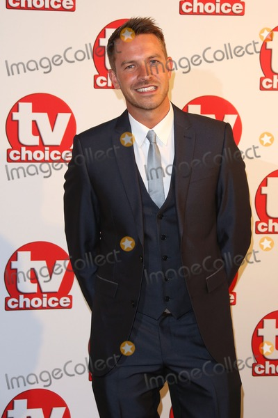 Ashley Taylor Photo - Ashley Taylor Dawson at the TV Choice Awards 2014 held at the Park Lane Hilton London 08092014 Picture by James Smith  Featureflash