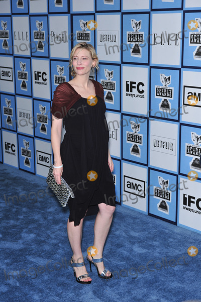 Kate Blanchett Photo - Kate Blanchett at Film Independents 23rd Annual Spirit Awards on the beach in Santa Monica CAFebruary 23 2008 Santa Monica CAPicture Paul Smith  Featureflash