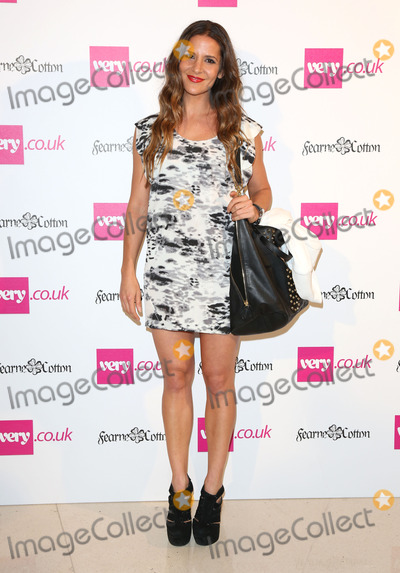 Amanda Byram Photo - Amanda Byram arriving for  SpringSummer 2013 Verycouk fashion launch London 13092012 Picture by Alexandra Glen  Featureflash