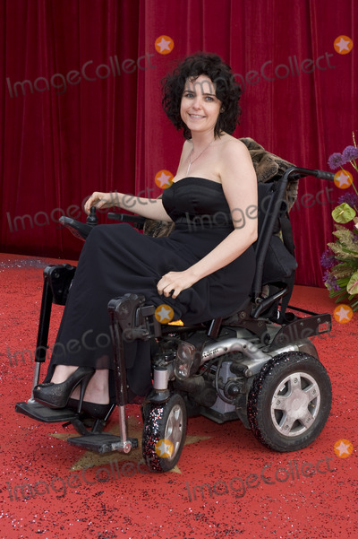 Cherrylee Houston Photo - Cherrylee Houston arrives for the 2011 Soap Awards held at Granada Studios in Manchester 14052011 Picture by Simon BurchellFeatureflash