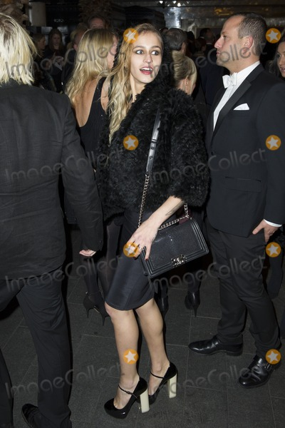 Alice Dellal Photo - Alice Dellal arriving for the British Fashion Awards 2012 at the Savoy Hotel London 27112012 Picture by Simon Burchell  Featureflash