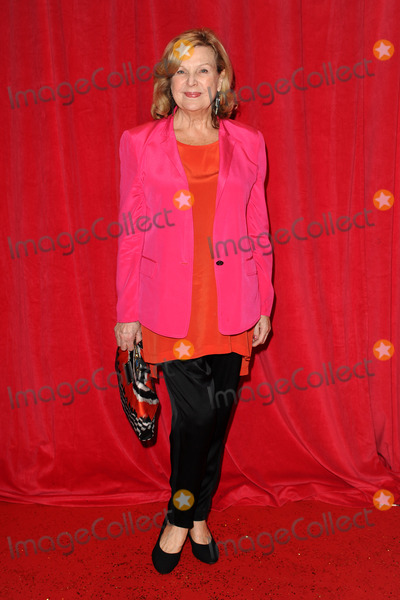 Anne Mitchell Photo - Ann Mitchell arriving for the 2014 British Soap Awards at the Hackney Empire London 24052014 Picture by Steve Vas  Featureflash