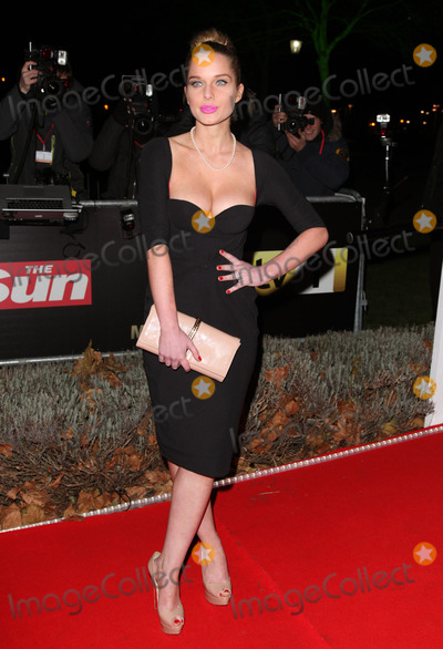Helen Flanagan Photo - Helen Flanagan arriving for The Sun Military Awards at The Imperial War Museum London 06122012 Picture by Alexandra Glen  Featureflash