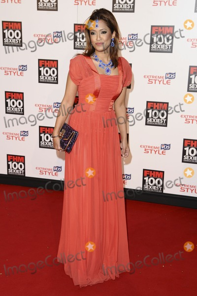 Tamsin Khan Photo - Tamsin Lucia Khan arrives for the FHM 100 Sexiest Women 2001 party at No1 Marylebone London 04052011  Picture by Alexandra Glen  Featureflash