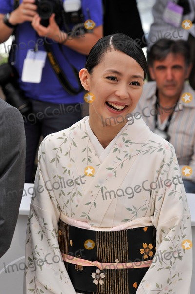 Yoshino Kimura Photo - Yoshino Kimura at photocall for her movie Blindness at the 61st Annual International Film Festival de CannesMay 14 2008  Cannes FrancePicture Paul Smith  Featureflash