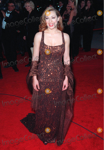Alex Kingston Photo - 10JAN99  ER star ALEX KINGSTON at the 25th Annual Peoples Choice Awards in Pasadena California Paul Smith  Featureflash