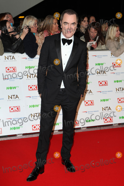 Ashleigh Defty Photo - James Nesbitt attending the National Television Awards 2016 The O2 London on 20012016 Picture by Kat Manders  Featureflash