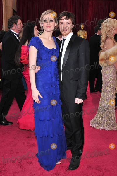 Anne Marie Duff Photo - James McAvoy  Anne-Marie Duff at the 80th Annual Academy Awards at the Kodak Theatre Hollywood CAFebruary 24 2008 Los Angeles CAPicture Paul Smith  Featureflash