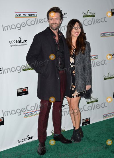 Claire Cooper Photo - Irish actor Emmett Scanlan  actress wife Claire Cooper at the US-Ireland Alliances 11th Annual Oscar Wilde pre-Academy Awards event honoring the Irish in Film February 25 2016  Los Angeles CAPicture Paul Smith  Featureflash