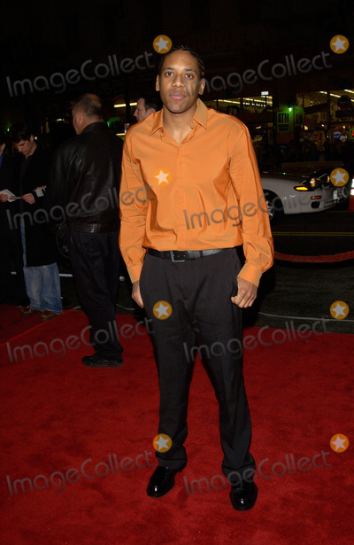Al Thompson Photo - Actor AL THOMPSON at the Hollywood premiere of his new movie A Walk To Remember23JAN2002 Paul SmithFeatureflash